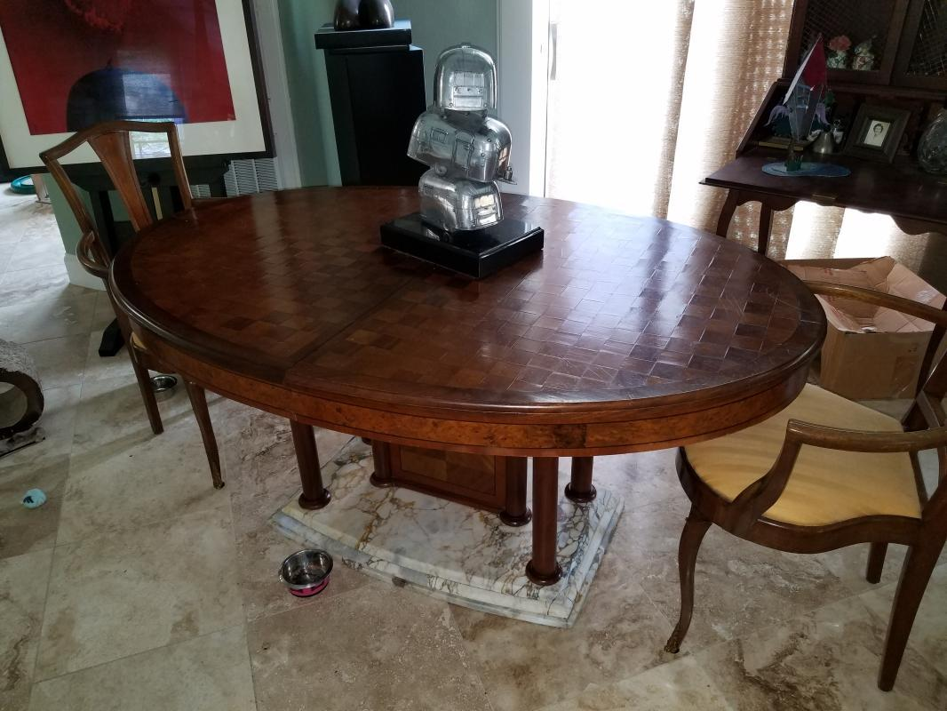 Unique Dining Table & Chairs - REDUCED!