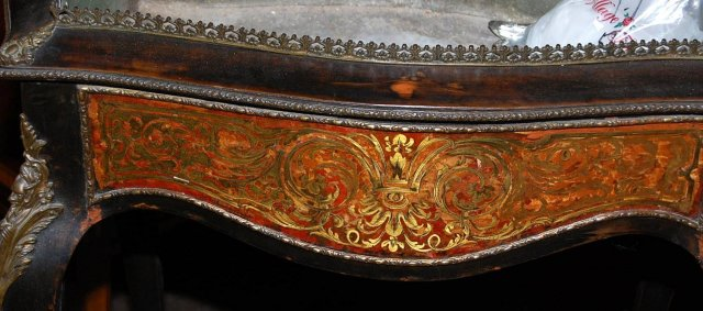 French Boulle Planter