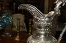 Silver Plated Ewer
