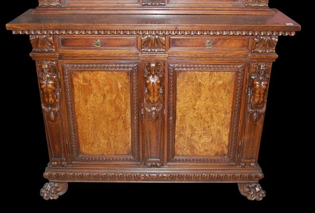 Italian Walnut Buffet
