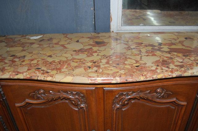 French Walnut Sideboard