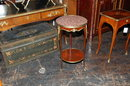 Petite French Occasional Table