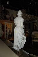 Italian Carved Alabaster Sculpture