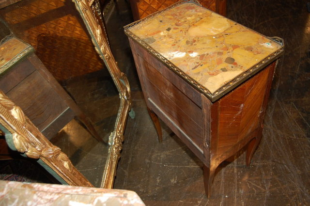 Louis XVI Diminutive Commode