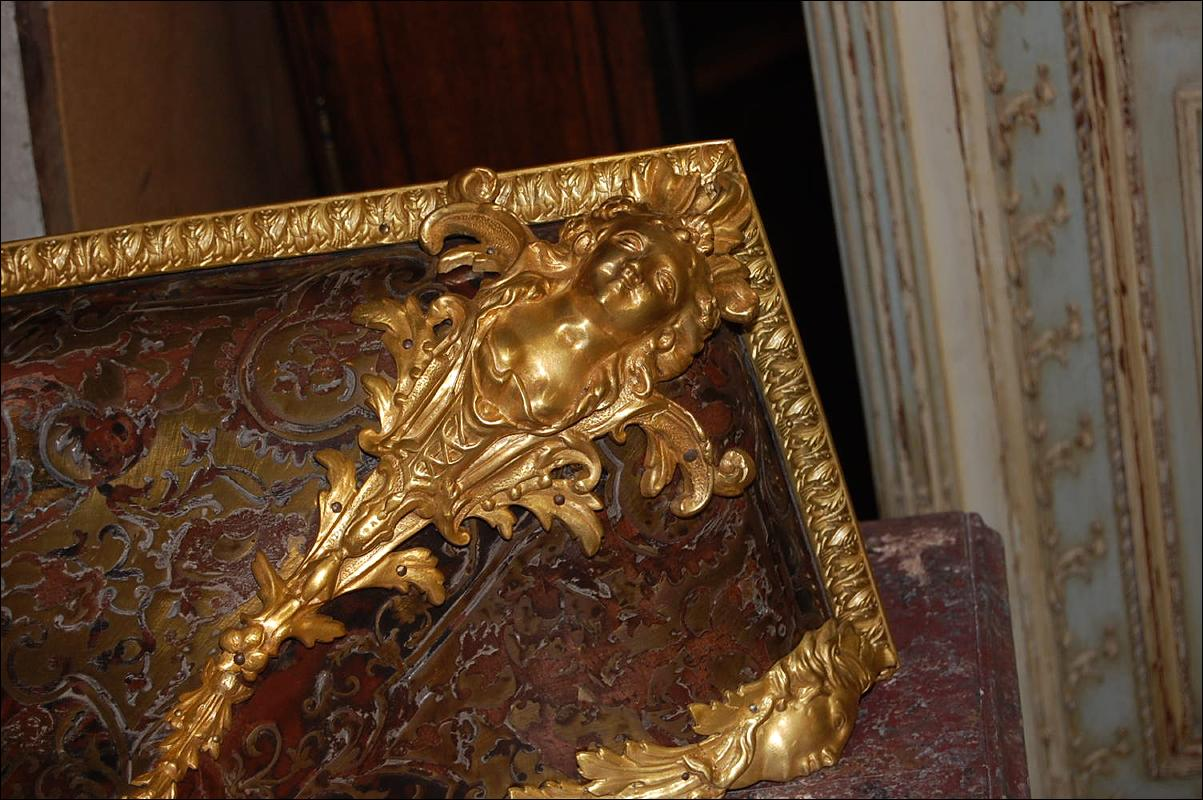 French Boulle Wall Bracket