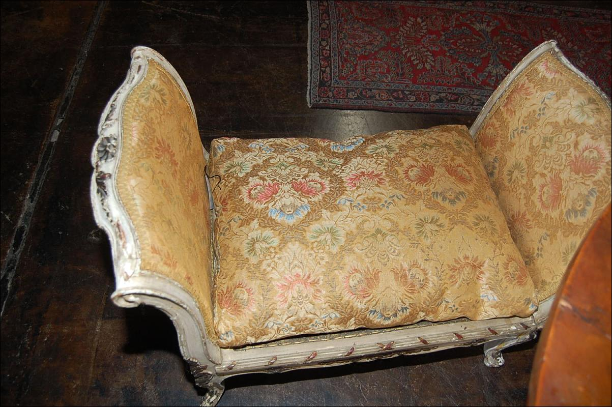 Early 19th Century French Banquette
