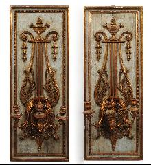 Italian Style Rococo Sconces