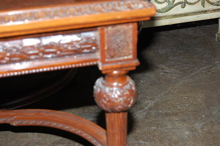 Continental Carved Coffee Table