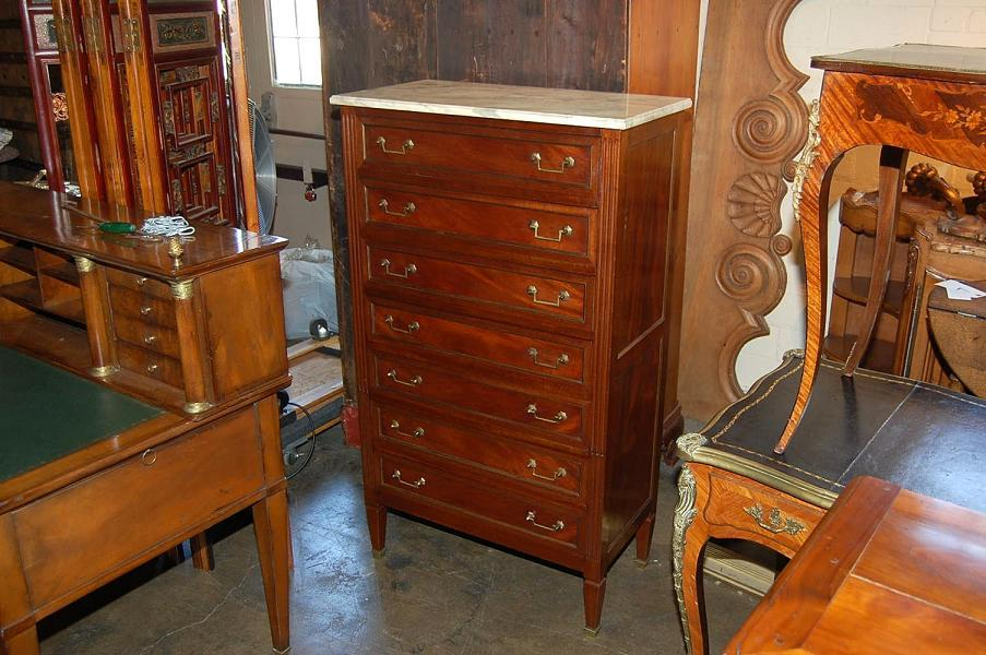 Directoire Chest of Drawers
