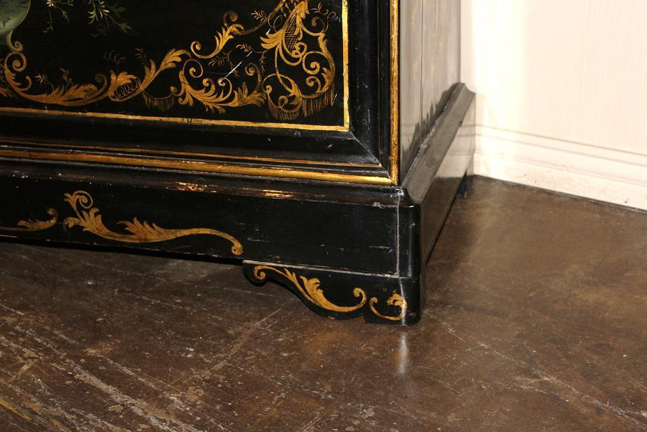 Painted Louis Philippe Commode