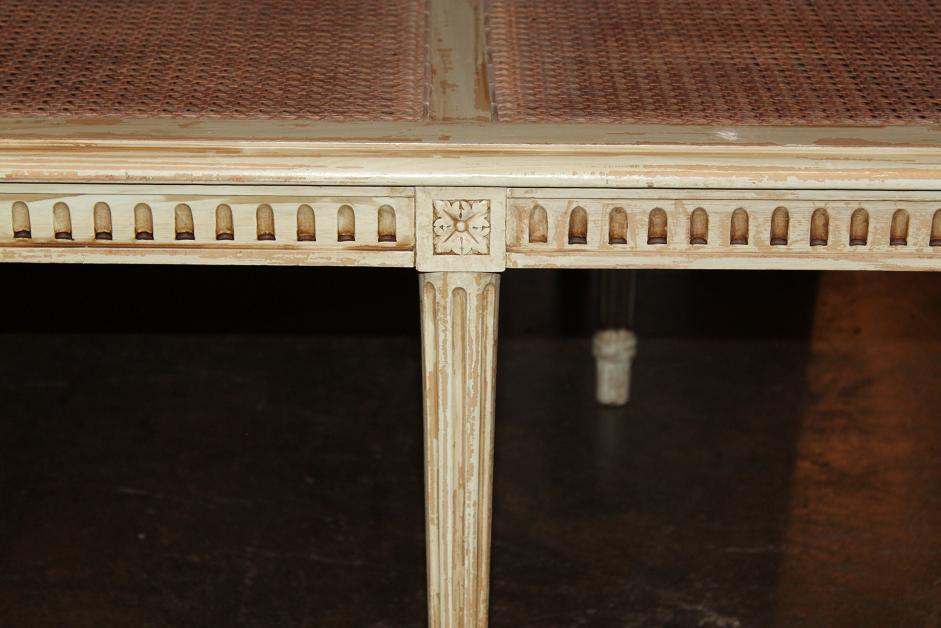 Pair Louis XVI Benches
