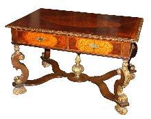 Fine Continental Center Table