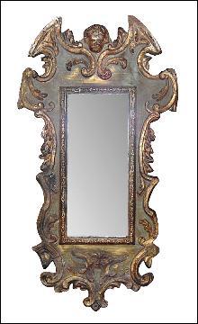 Petite Italian Mirror