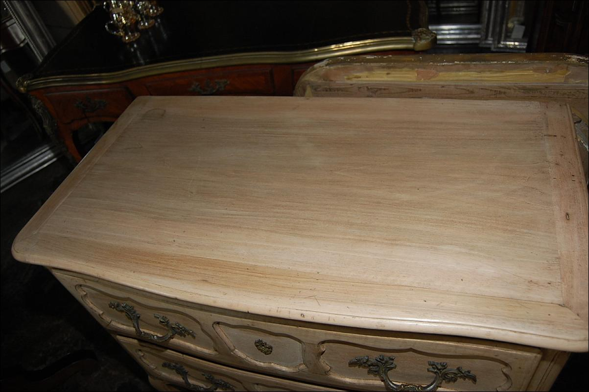 Bleached Oak Chest