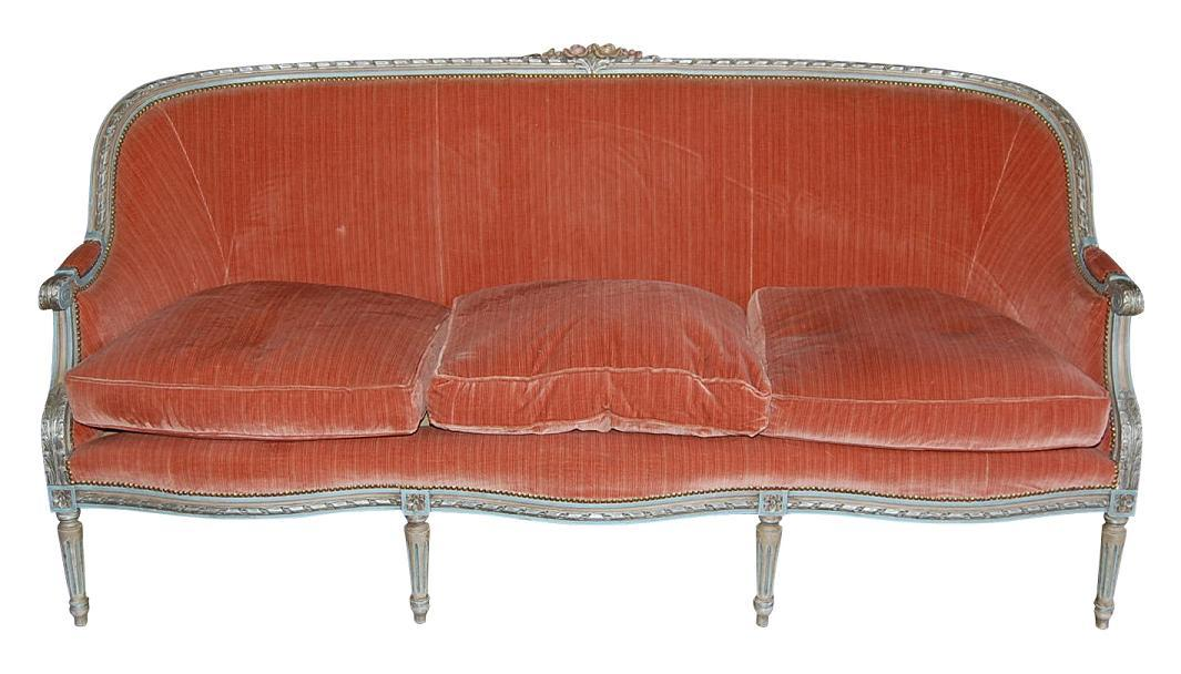 French Louis XVI Sofa