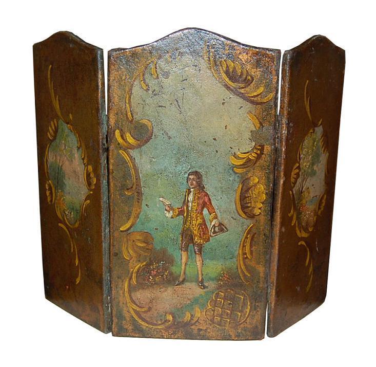 Decorative Petite Vanity Screen