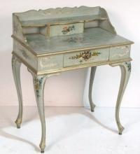Venetian Painted Desk