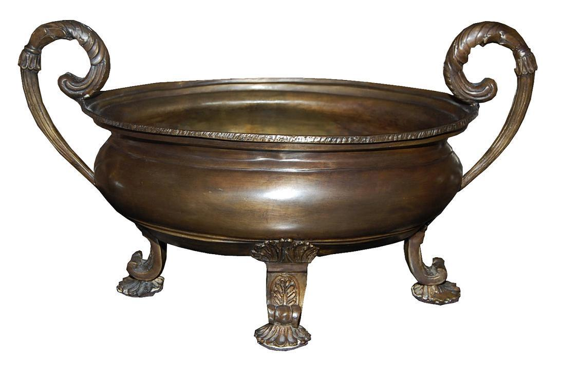 Classical Bronze Centerpiece