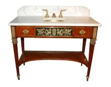 High Style Empire Vanity