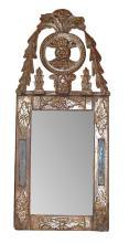 Italian Painted Mirror
