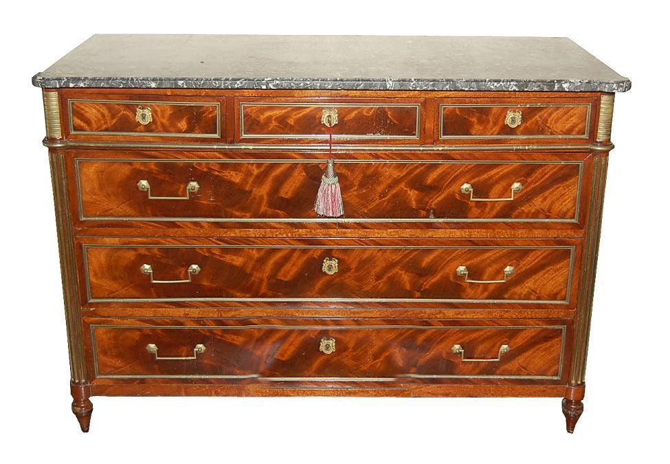 Large Directoire Commode