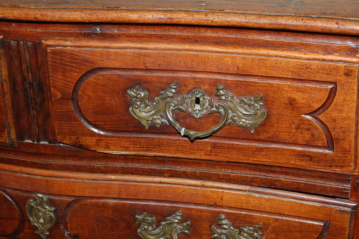 18th Century French Carved Commode