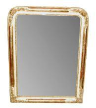 Antique French Transitional Mirror