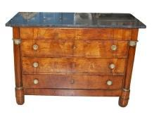 Period French Empire Commode