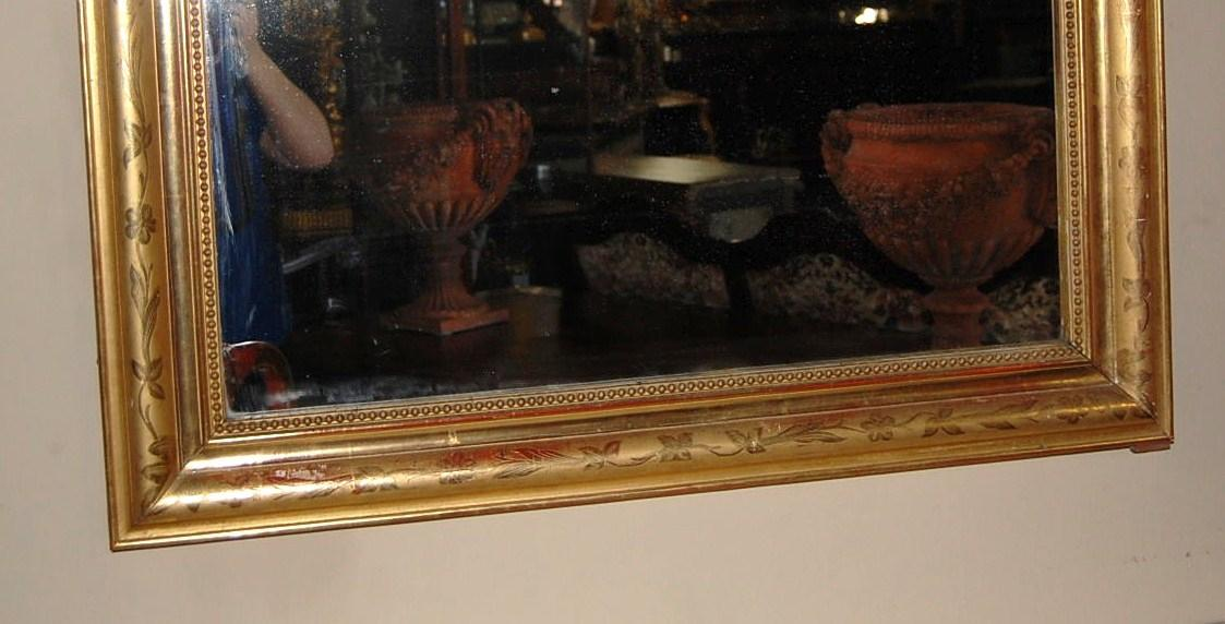 Pair French Louis Philippe Mirrors