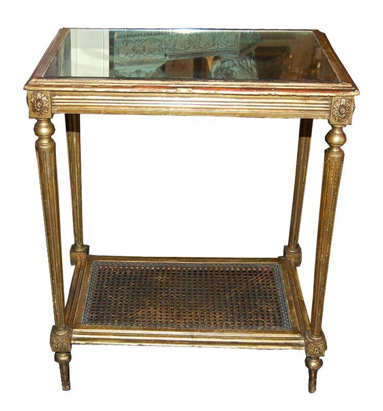 Neo-Classical Side Table