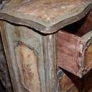 Venetian Painted Cabinet