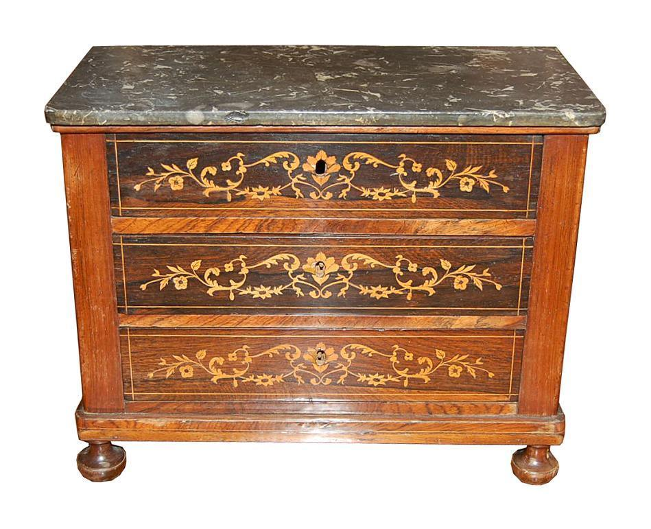 Miniature Table Top Chest