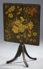 Late Victorian Tilt Top Table
