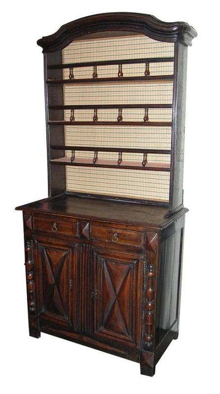 French Antique Hutch