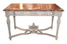 Louis XVI Painted Console