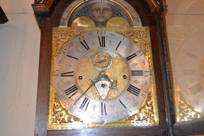 Dutch Grandfather Clock