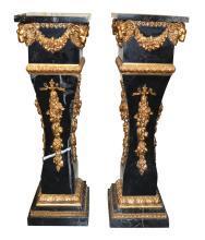 Pair Neo-Classical Pedestals