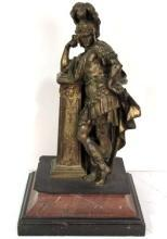 19th Century French Bronze Centurion