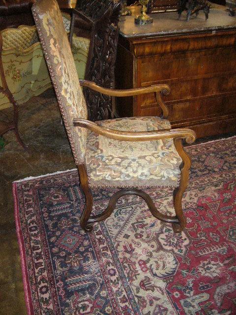 Flemish Armchair