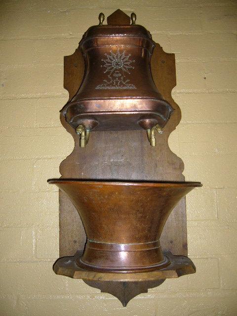 Copper Lava Beau