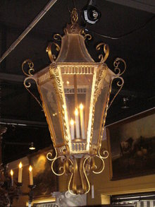 A Stunning French lantern