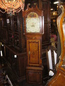 A Beautiful Country English Longcase Clock