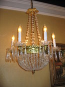 An Excellent French Chandelier