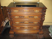 A handsome Italian commode