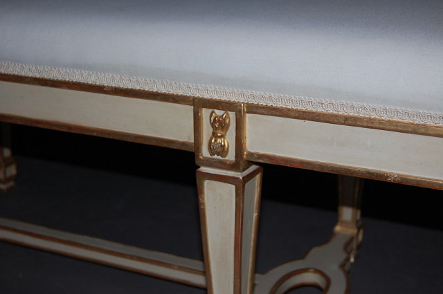 Italian Neo-Classical Bench