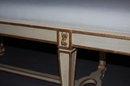 Italian Neo-Classical Bench