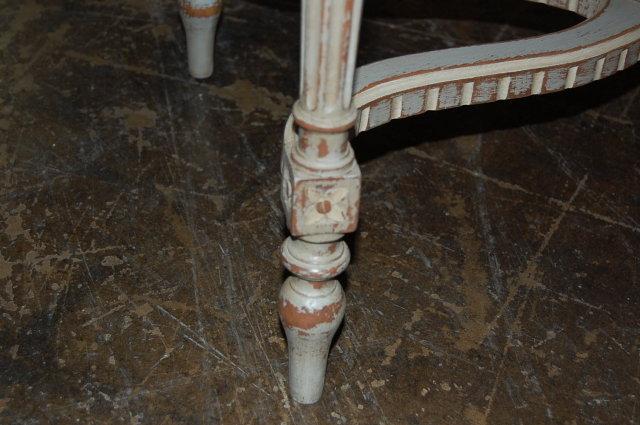 French Louis XVI Salon Table