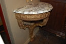 19th Century French Louis XIV Console