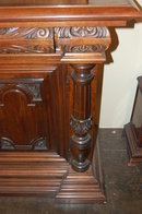 19th Century French Carved Sideboard