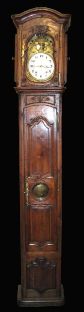 18th Century Country French Clock